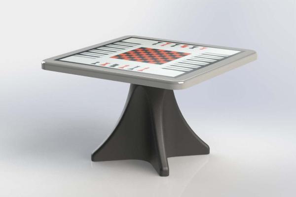 Max-Secure-Estilo-Games-Table