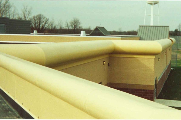 Max-Secure-Parapet-Wall-System